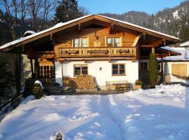Hotel Photo: Ferienwohnung Wilder Kaiser