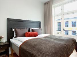 Hotel Photo: Frogner House Apartments - Frydenlundgata 2