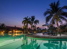 Hotel photo: Palace Residence & Villa Siem Reap