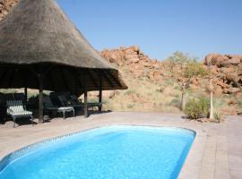 Hotel photo: Namib Naukluft Lodge
