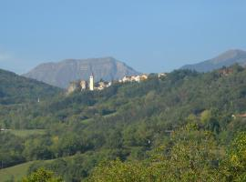 Hotel photo: Albergo Ristorante Monte Piella
