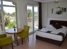 Фотографія готелю: Hotel Simsek