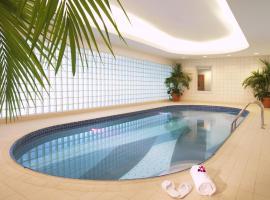 Ξενοδοχείο φωτογραφία: Dubai International Terminal Hotel