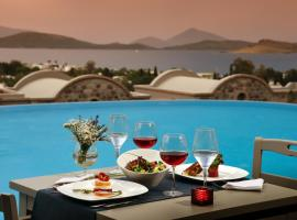 Hotel Foto: Temenos Luxury Suites Hotel & Spa