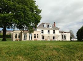 Hotel Photo: Mansion House Llansteffan