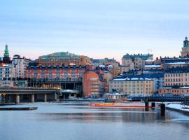 Hotel Foto: Hilton Stockholm Slussen Hotel