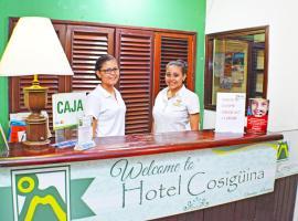 Hotel near Chinandega