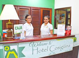 A picture of the hotel: Hotel Plaza Cosiguina