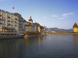 Hotel photo: Hotel des Balances