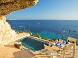 Hotel photo: Cap Rocat, a Small Luxury Hotel of the World