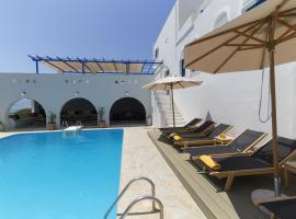 Hotel photo: Hotel Semeli