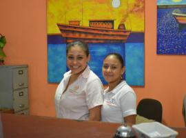 A picture of the hotel: Hostal Pacifico Chinandega