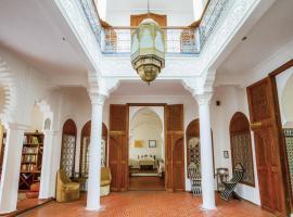 รูปภาพของโรงแรม: Hotel Blanco Riad