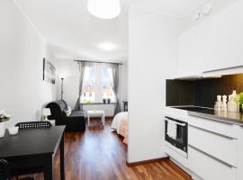 Hotel Foto: Forenom Aparthotel Solna