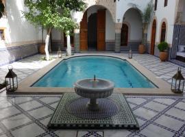 Hotel photo: Riad Sabah