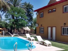 A picture of the hotel: Cabañas Ensueño del Lago