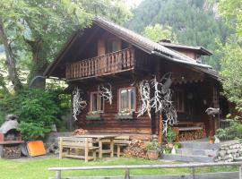 Hotel photo: Hoferhütte 2