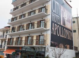 Hotel photo: City Hotel Apollonion