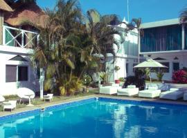 Hotel near Mosambik