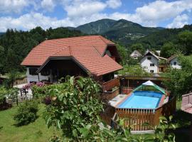 Hotel Photo: Apartment Pri Boštjanovcu