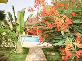 Hotel photo: Villa Au Soleil