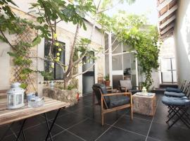 Hotel photo: House Amazing In Neve Tzedek