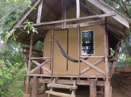 Hotel kuvat: The Mountain View Backpacker Guest House