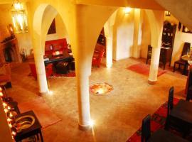 Hotel photo: Villa Allun Essaouira