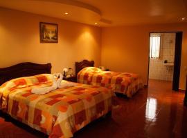 Hotel photo: Hotel Las Brumas