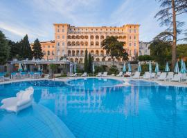 Hotel Photo: Hotel Kvarner Palace