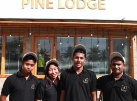 A picture of the hotel: Pine Lodge