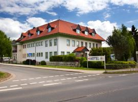 Hotel Photo: Hotel am Stadtpark Nordhausen