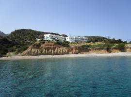 Foto di Hotel: Studios Fokia Beach