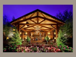Hotel photo: The Lodge at Jackson Hole
