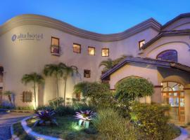 Хотел снимка: Hotel Alta Las Palomas