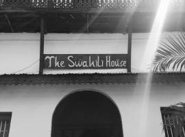 Hotel photo: The Swahili House