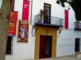 Hotel photo: Apartamento Museo Ronda