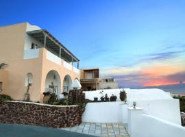 Hotel photo: Muses Cycladic Suites