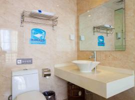 A picture of the hotel: 7Days Inn Qingdao Licun Laoshan Mall