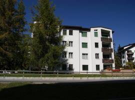 Hotel near Давос