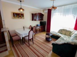Фотографія готелю: Szeged Gyöngye Apartment