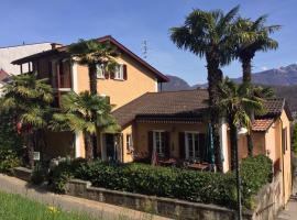 A picture of the hotel: Ristorante San Gottardo