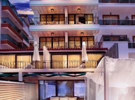 Hotel photo: Nur Beach Hotel