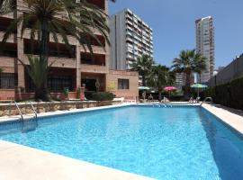 A picture of the hotel: Apartamentos La Caseta