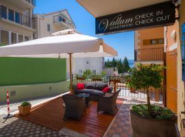 Hotel photo: Apartments Vallum