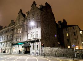 Hotel near Aberdeen