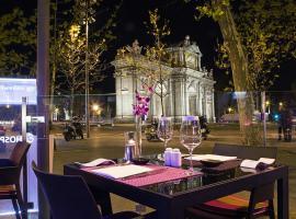 Hotel photo: Hospes Puerta de Alcalá