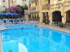 Hotel photo: The Bugibba Hotel