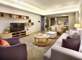 Hotel Photo: Panyu Yuwa Serviced Residences