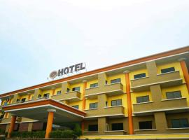 Hotel photo: City Times Hotel
